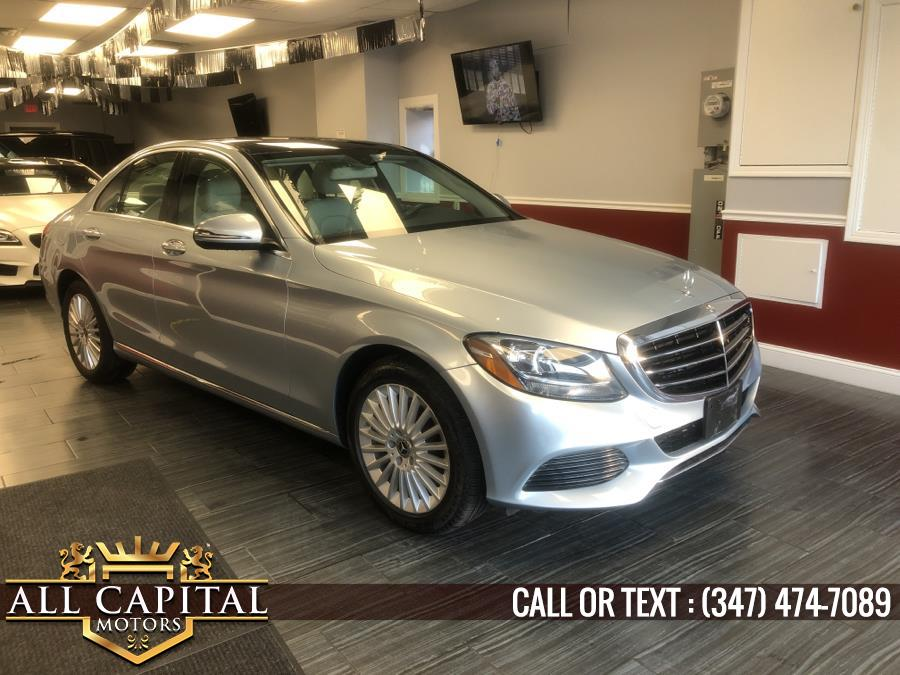 Used Mercedes-Benz C-Class C 300 4MATIC Sedan with Luxury Pkg 2017 | All Capital Motors. Brooklyn, New York