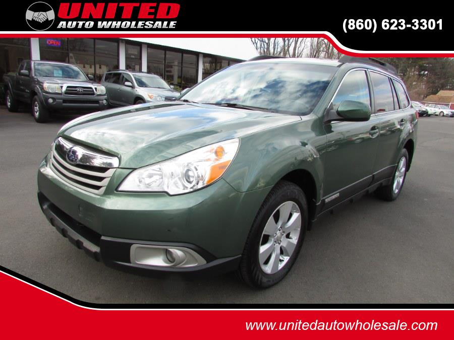 Used 2010 Subaru Outback in East Windsor, Connecticut | United Auto Sales of E Windsor, Inc. East Windsor, Connecticut