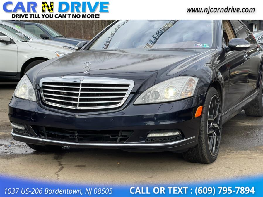 Used Mercedes-benz S-class S550 4MATIC 2009 | Car N Drive. Bordentown, New Jersey