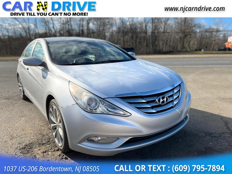 Used Hyundai Sonata SE Auto 2012 | Car N Drive. Bordentown, New Jersey