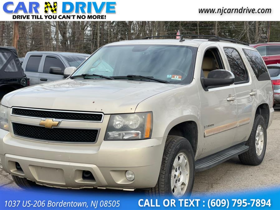 Used Chevrolet Tahoe LT1 4WD 2007 | Car N Drive. Bordentown, New Jersey