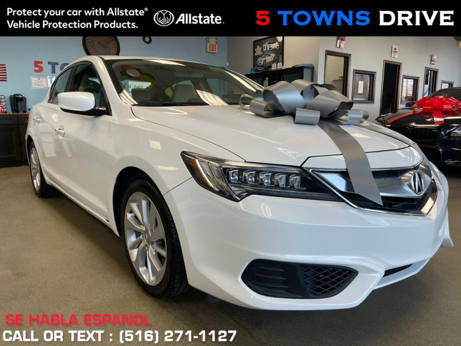 2017 Acura ILX Sedan w/AcuraWatch Plus, available for sale in Inwood, NY