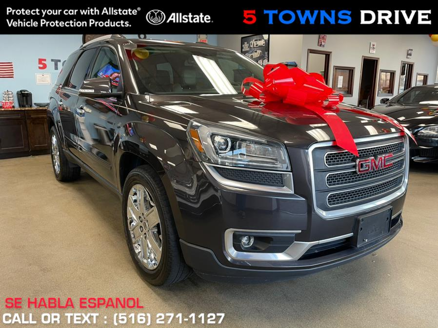 Used 2017 GMC Acadia Limited in Inwood, New York   5 Towns Drive. Inwood, New York