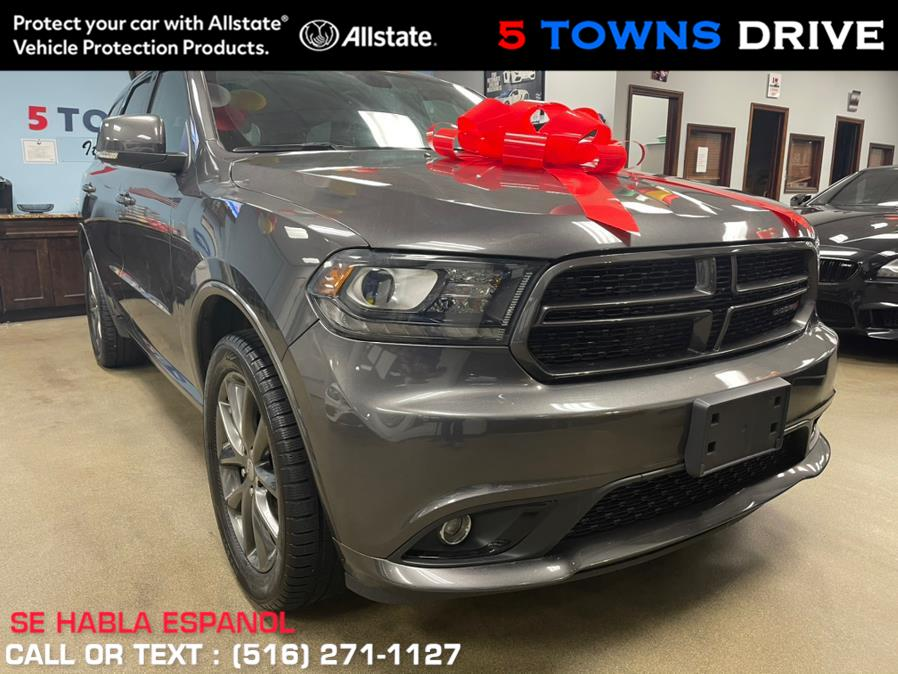 Used 2017 Dodge Durango in Inwood, New York | 5 Towns Drive. Inwood, New York