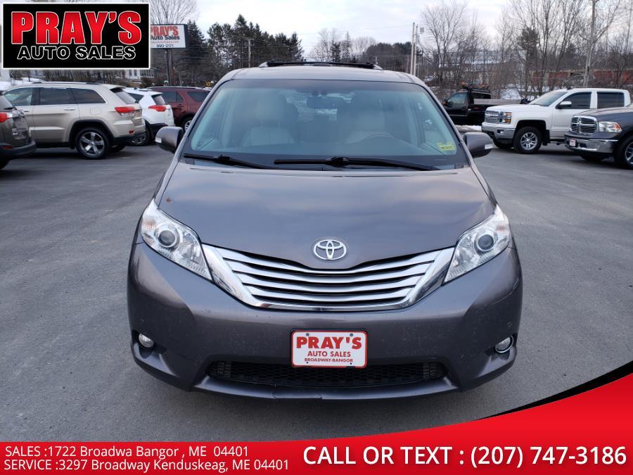 Used Toyota Sienna 5dr 7-Pass Van V6 XLE AWD (Natl) 2014 | Pray's Auto Sales . Bangor , Maine