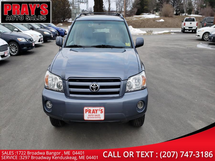 Used 2007 Toyota Highlander in Bangor , Maine | Pray's Auto Sales . Bangor , Maine