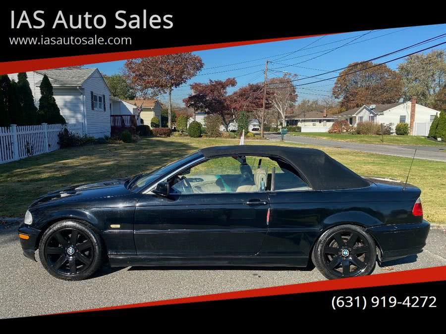 Used BMW 3 Series 325Ci 2dr Convertible 2002 | www.ListingAllAutos.com. Patchogue, New York