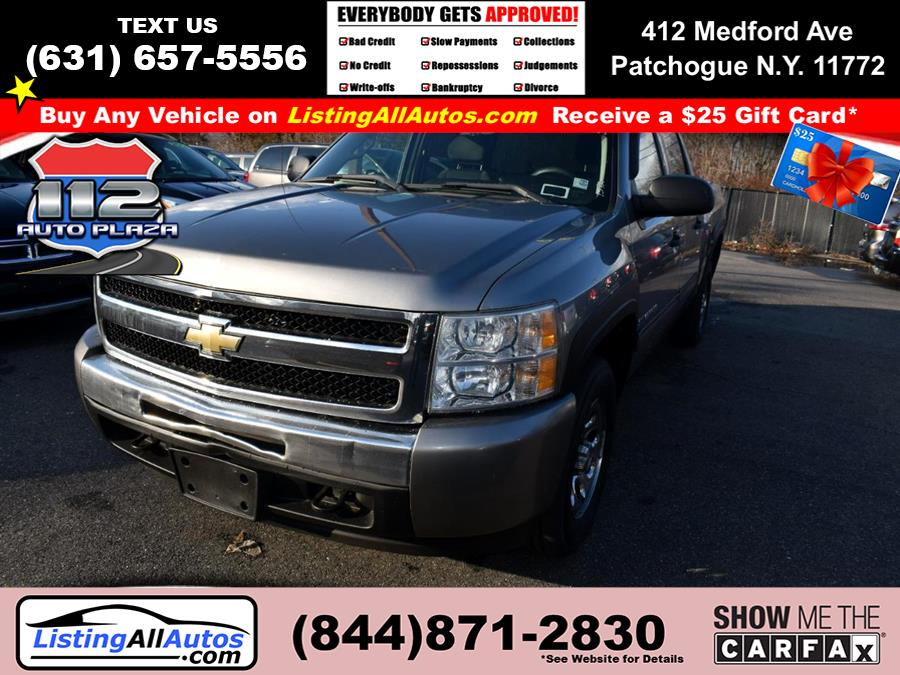 Used 2009 Chevrolet Silverado 1500 in Patchogue, New York | www.ListingAllAutos.com. Patchogue, New York