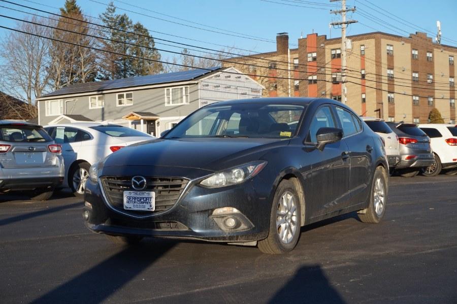 Used Mazda Mazda3 4dr Sdn Auto i Touring 2015   Rockland Motor Company. Rockland, Maine
