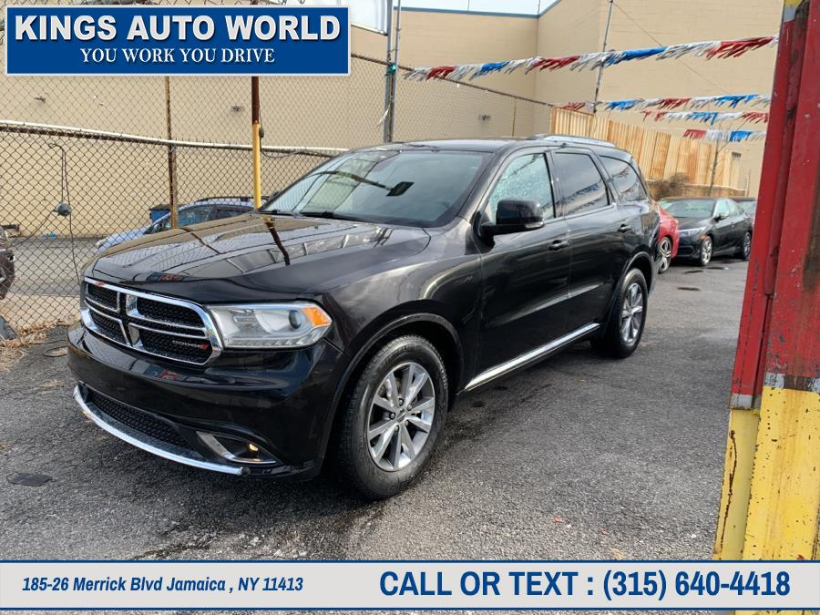 Used Dodge Durango 2WD 4dr Limited 2015 | Kings Auto World. Jamaica , New York