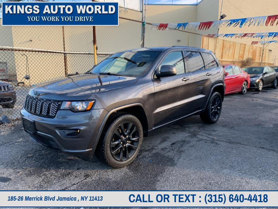 Used Jeep Grand Cherokee Altitude 4x4 2017 | Kings Auto World. Jamaica , New York