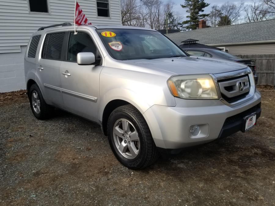 Used 2011 Honda Pilot in Milford, Connecticut | Adonai Auto Sales LLC. Milford, Connecticut