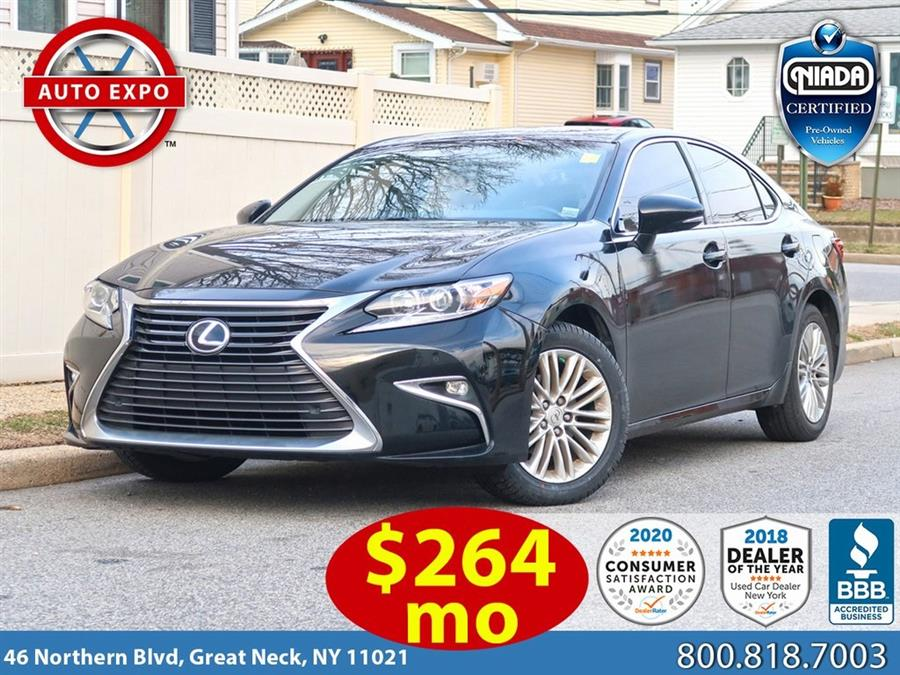 Used 2016 Lexus Es in Great Neck, New York | Auto Expo Ent Inc.. Great Neck, New York