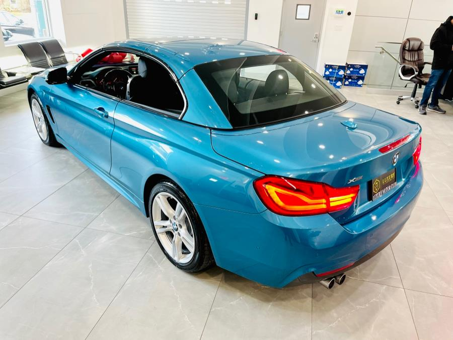 Used BMW 4 Series 430i xDrive Convertible 2018 | C Rich Cars. Franklin Square, New York