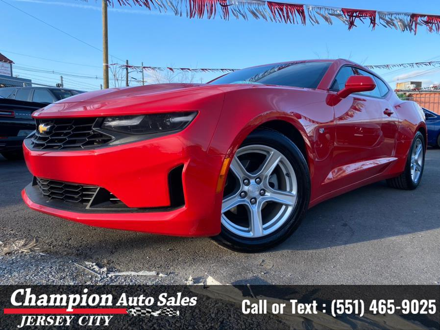 Used Chevrolet Camaro 2dr Cpe 1LT 2020 | Champion Auto Sales of JC. Jersey City, New Jersey