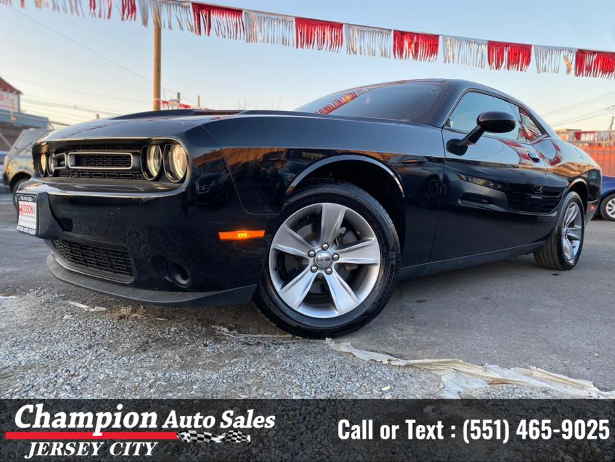 Used Dodge Challenger SXT RWD 2019 | Champion Auto Sales of JC. Jersey City, New Jersey