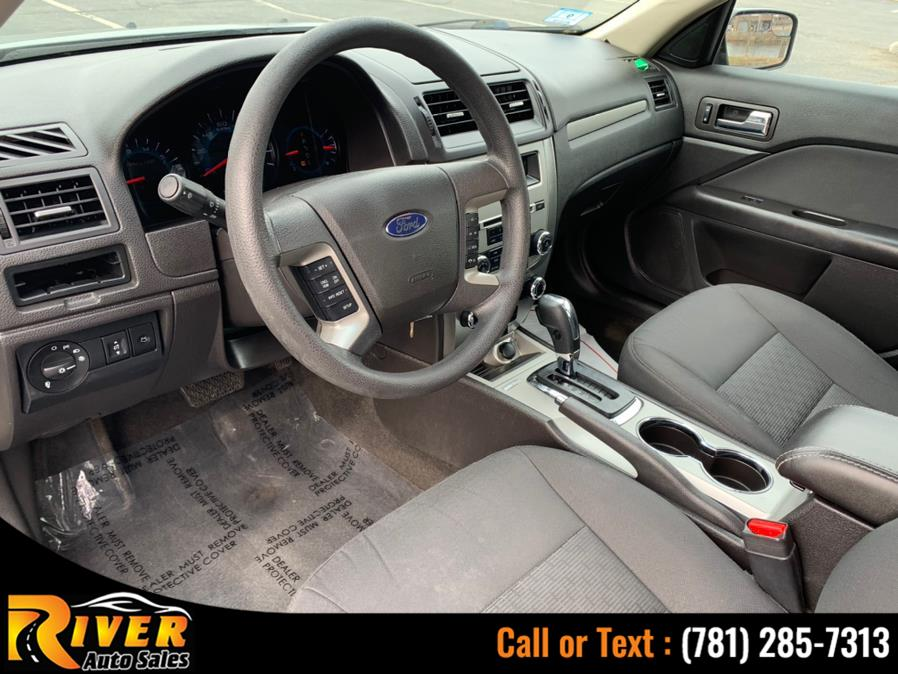 2012 Ford Fusion SE photo