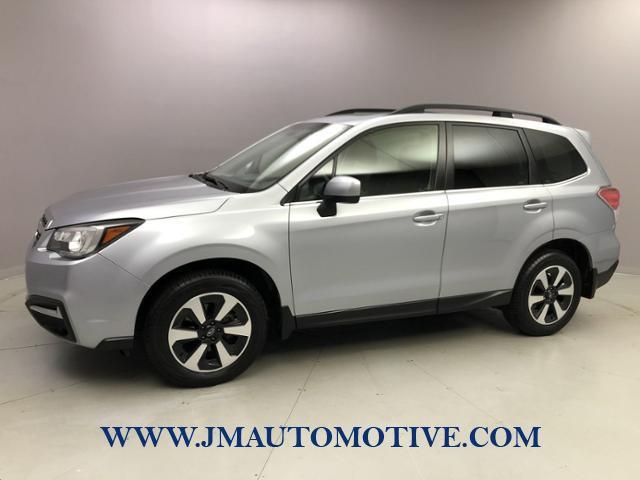 Used Subaru Forester 2.5i Limited CVT 2018 | J&M Automotive Sls&Svc LLC. Naugatuck, Connecticut