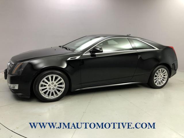 Used Cadillac Cts 2dr Cpe Premium AWD 2014 | J&M Automotive Sls&Svc LLC. Naugatuck, Connecticut