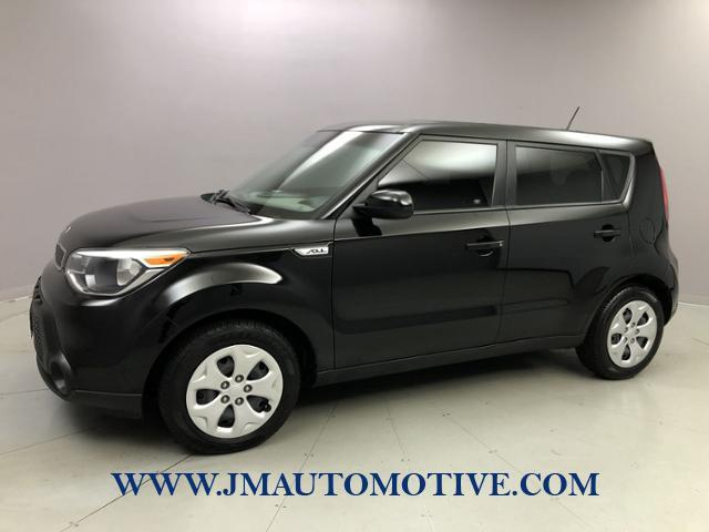Used 2015 Kia Soul in Naugatuck, Connecticut | J&M Automotive Sls&Svc LLC. Naugatuck, Connecticut