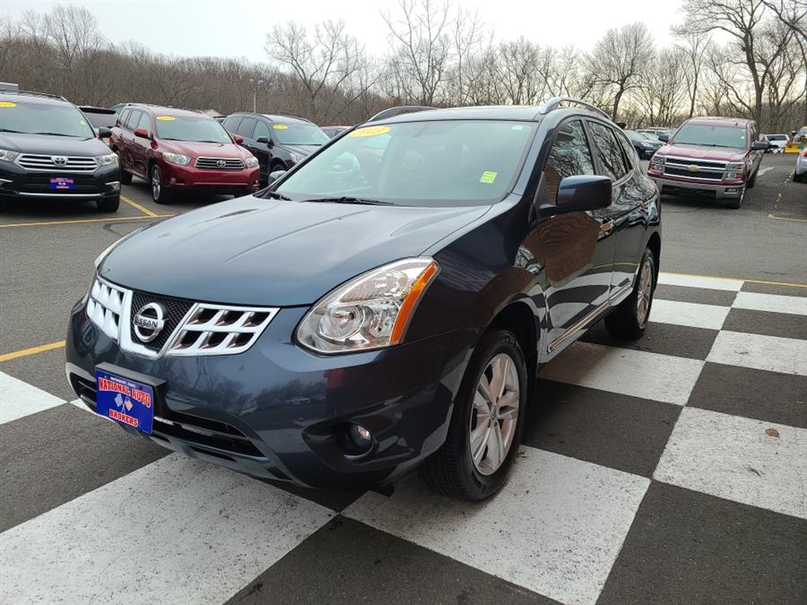 Used Nissan Rogue AWD 4dr SV 2013 | National Auto Brokers, Inc.. Waterbury, Connecticut