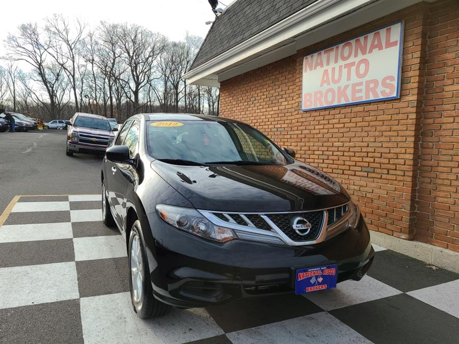 Used 2012 Nissan Murano in Waterbury, Connecticut | National Auto Brokers, Inc.. Waterbury, Connecticut