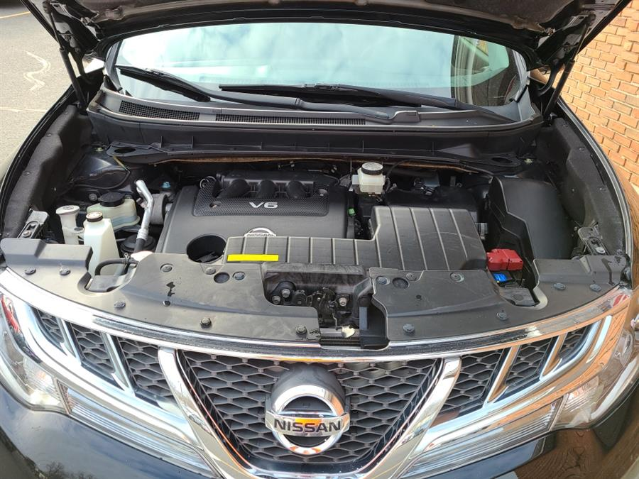 Used Nissan Murano AWD 4dr SV 2012 | National Auto Brokers, Inc.. Waterbury, Connecticut