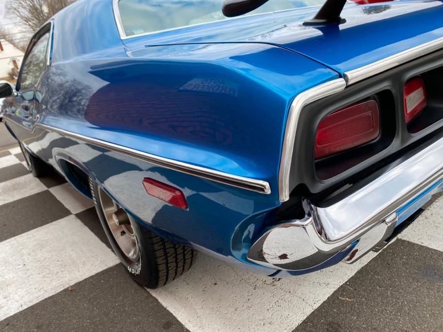 Used Dodge Challenger Custom 1972 | National Auto Brokers, Inc.. Waterbury, Connecticut