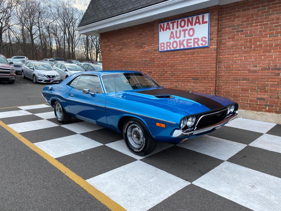 Used 1972 Dodge Challenger in Waterbury, Connecticut | National Auto Brokers, Inc.. Waterbury, Connecticut