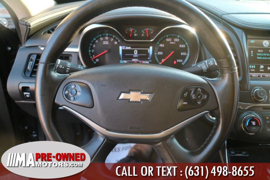 Used Chevrolet Impala 4dr Sdn Premier w/2LZ 2018 | M & A Motors. Huntington, New York