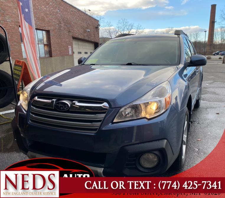 Used 2013 Subaru Outback in Indian Orchard, Massachusetts | New England Dealer Services. Indian Orchard, Massachusetts