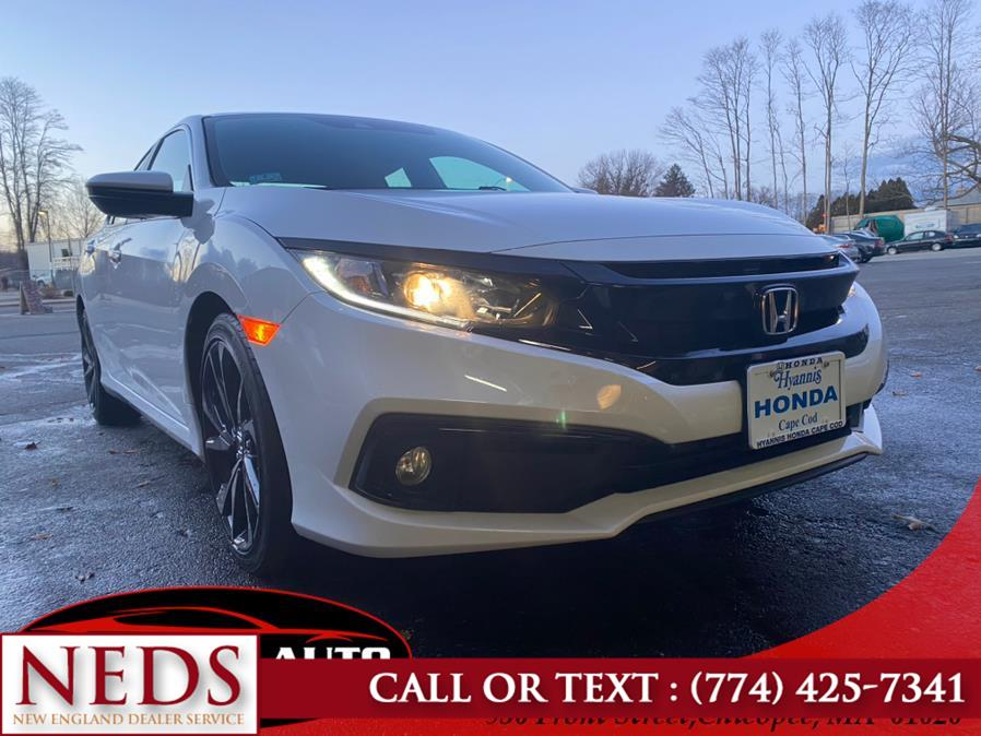 Used 2019 Honda Civic Sedan in Indian Orchard, Massachusetts | New England Dealer Services. Indian Orchard, Massachusetts