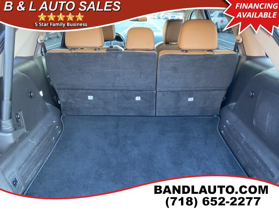 Used Lincoln MKX AWD 4dr 2013 | B & L Auto Sales LLC. Bronx, New York