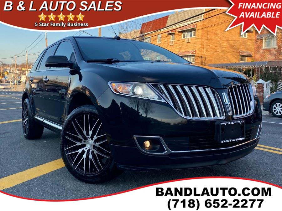 Used Lincoln MKX AWD 4dr 2013 | B & L Auto Sales LLC. Bronx, New York