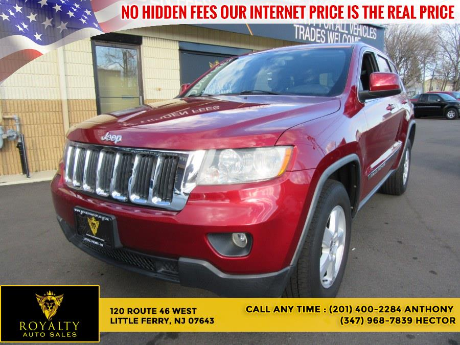 Used 2012 Jeep Grand Cherokee in Little Ferry, New Jersey | Royalty Auto Sales. Little Ferry, New Jersey