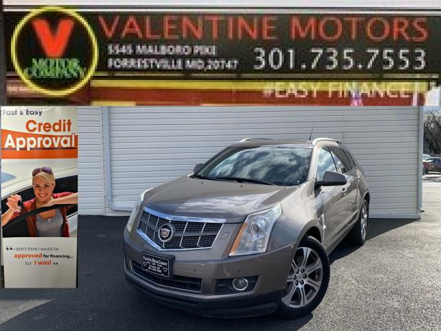 Used 2012 Cadillac Srx in Forestville, Maryland | Valentine Motor Company. Forestville, Maryland