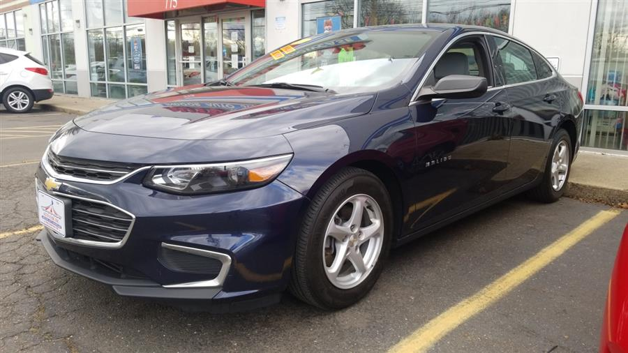 2016 Chevrolet Malibu 4dr Sdn LS w/1FL, available for sale in West Haven, CT