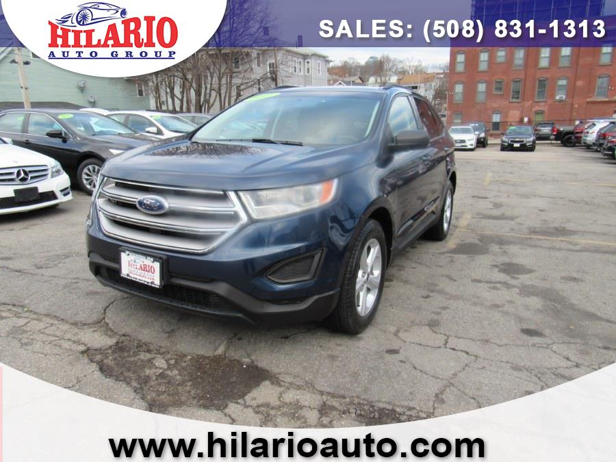 Used 2017 Ford Edge in Worcester, Massachusetts | Hilario's Auto Sales Inc.. Worcester, Massachusetts