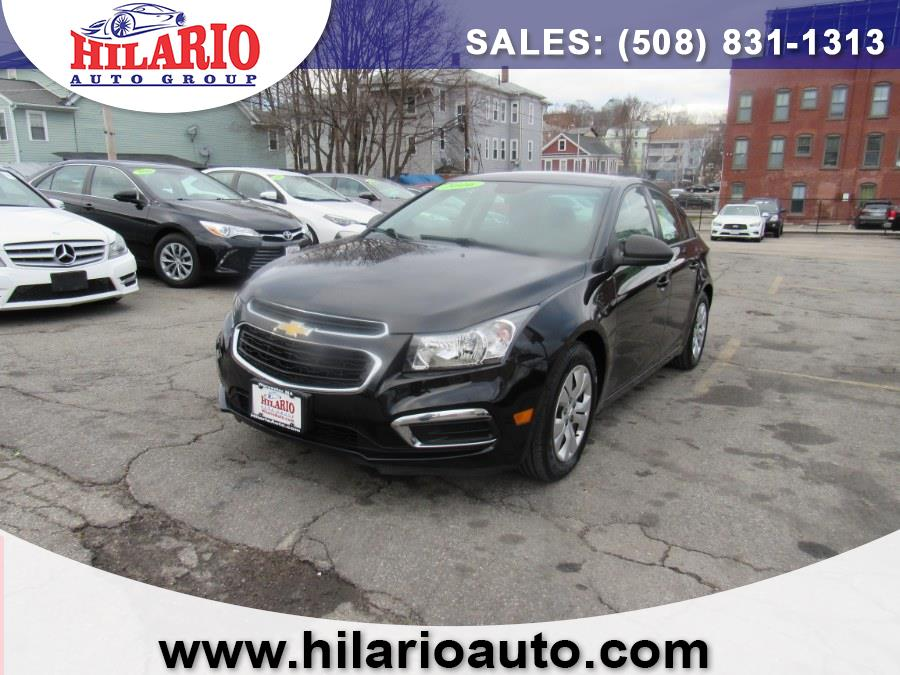 Used 2016 Chevrolet Cruze Limited in Worcester, Massachusetts | Hilario's Auto Sales Inc.. Worcester, Massachusetts
