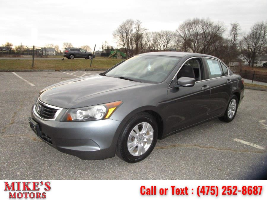 Used 2008 Honda Accord Sdn in Stratford, Connecticut | Mike's Motors LLC. Stratford, Connecticut