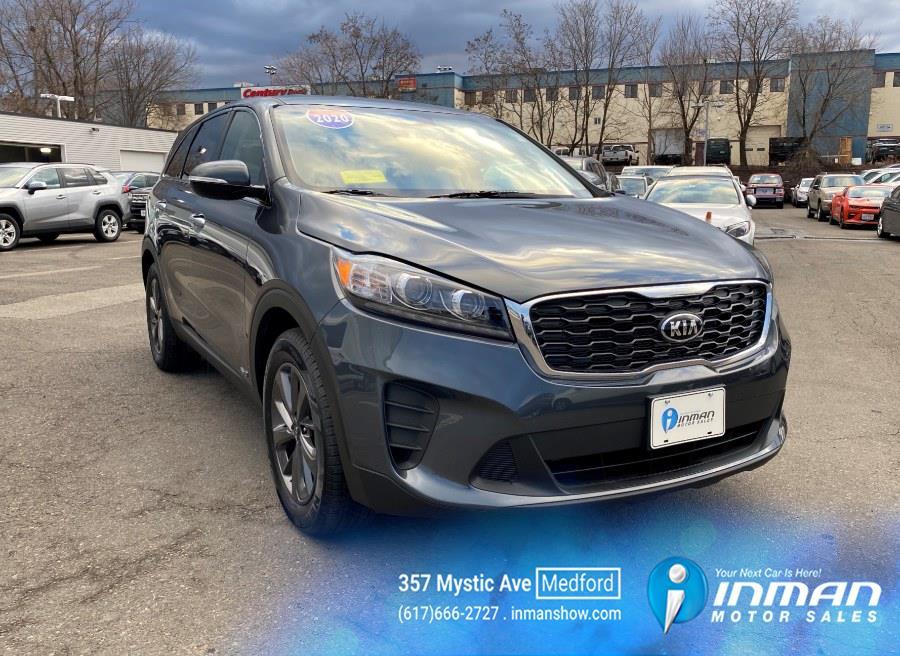 Used 2020 Kia Sorento in Medford, Massachusetts | Inman Motors Sales. Medford, Massachusetts