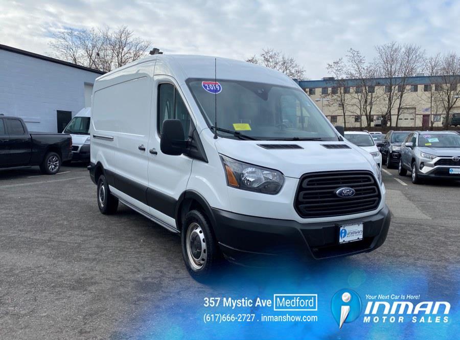 Used 2019 Ford Transit Van in Medford, Massachusetts | Inman Motors Sales. Medford, Massachusetts