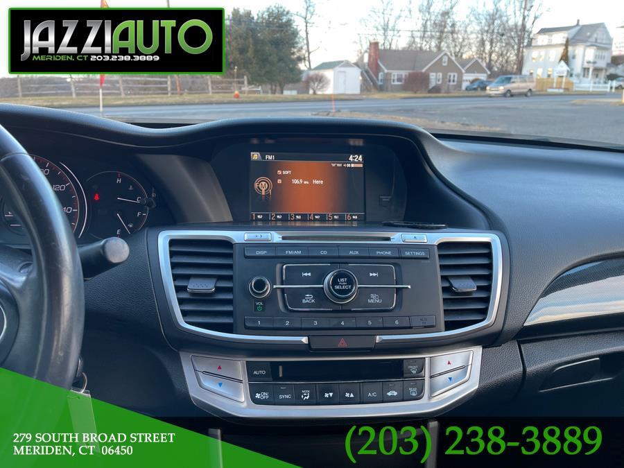 Used Honda Accord Sedan 4dr I4 CVT Sport 2015 | Jazzi Auto Sales LLC. Meriden, Connecticut