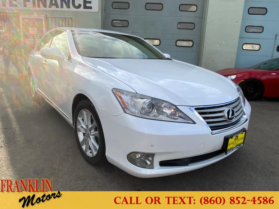 Used 2010 Lexus ES 350 in Hartford, Connecticut | Franklin Motors Auto Sales LLC. Hartford, Connecticut