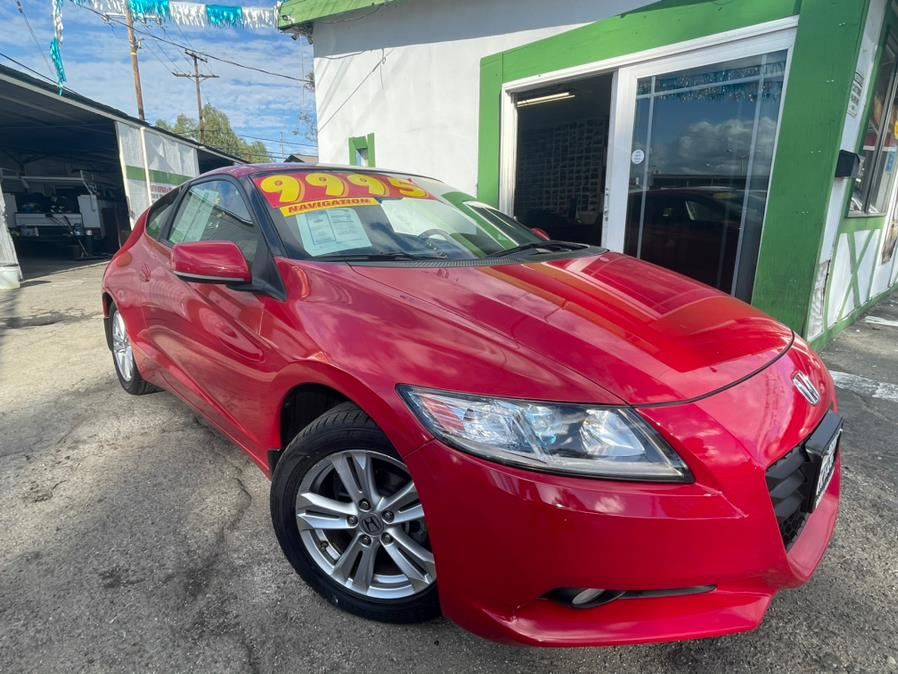 Used 2012 Honda CR-Z in Corona, California | Green Light Auto. Corona, California