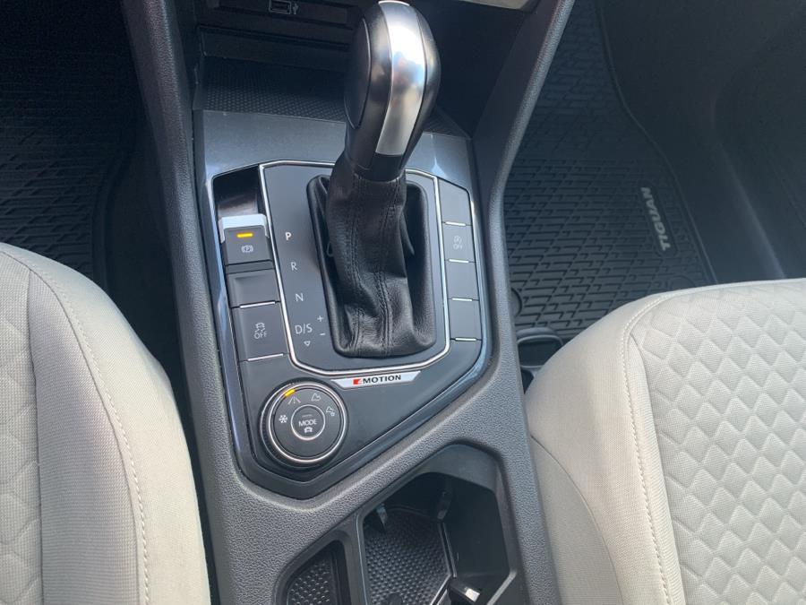 Used Volkswagen Tiguan 2.0T S 4MOTION 2018 | TJ Motors. New London, Connecticut