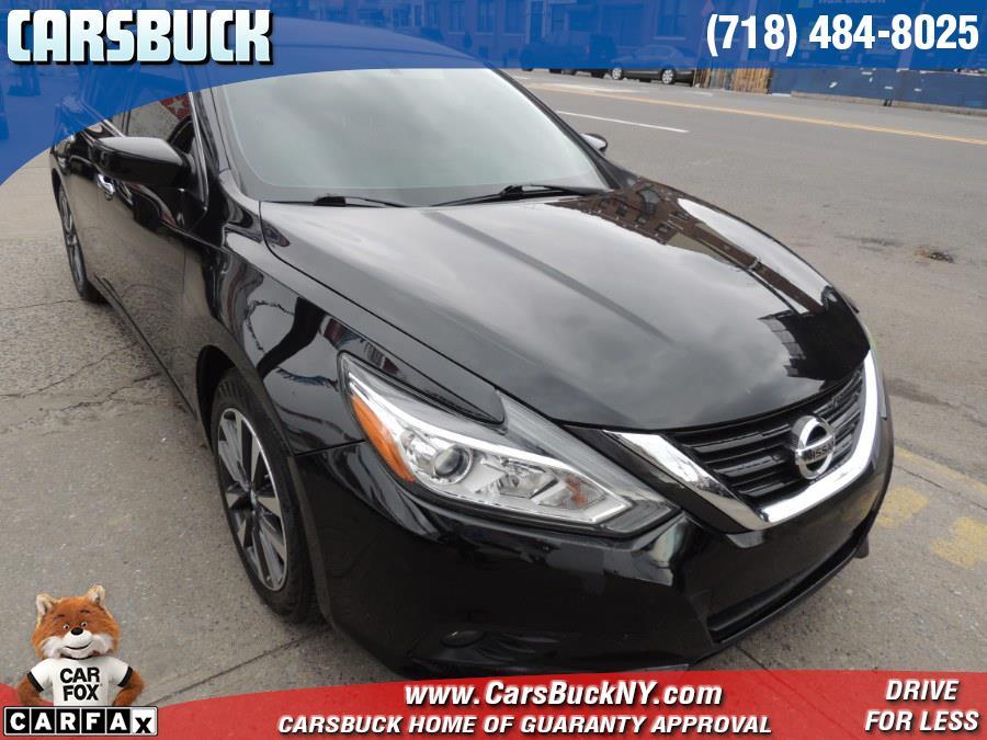 Used 2017 Nissan Altima in Brooklyn, New York | Carsbuck Inc.. Brooklyn, New York