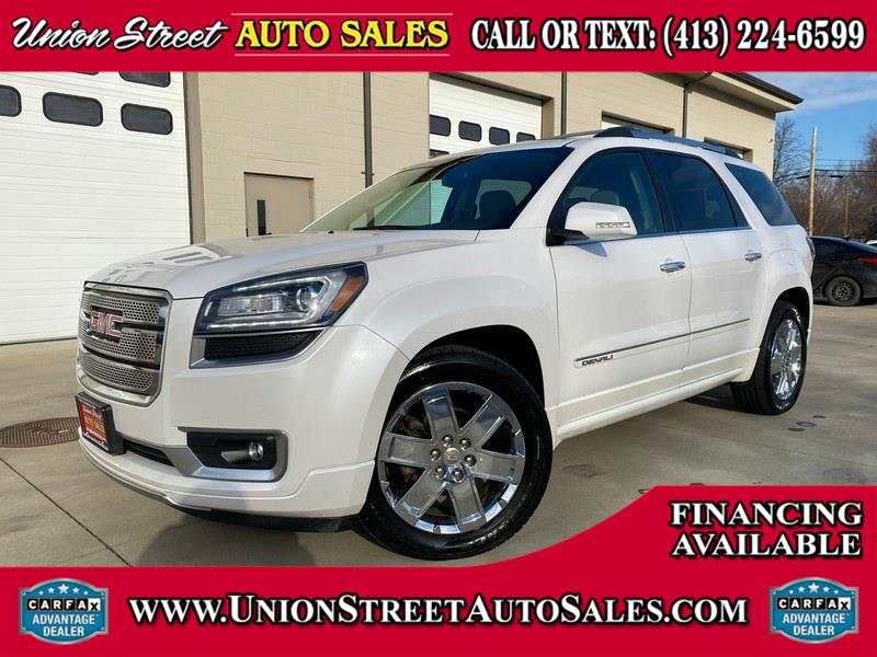 Used 2016 GMC Acadia in West Springfield, Massachusetts | Union Street Auto Sales. West Springfield, Massachusetts