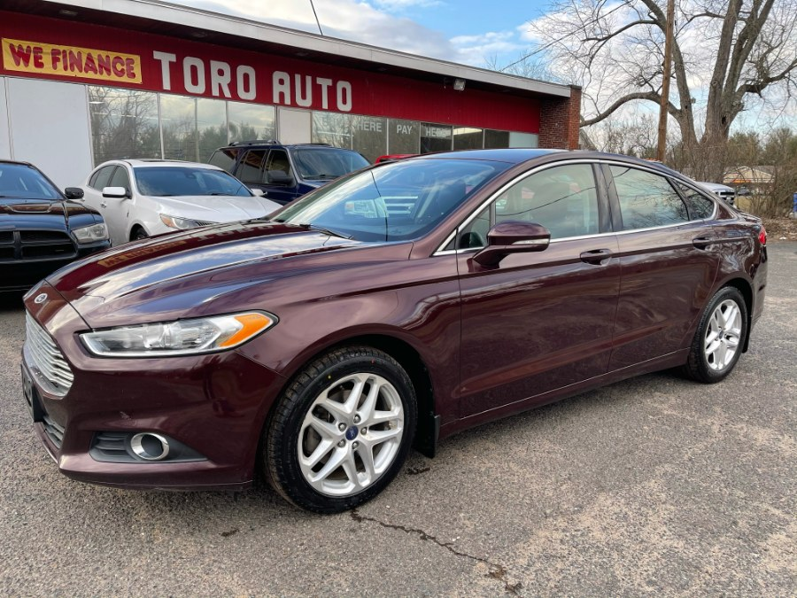 Used 2013 Ford Fusion in East Windsor, Connecticut | Toro Auto. East Windsor, Connecticut