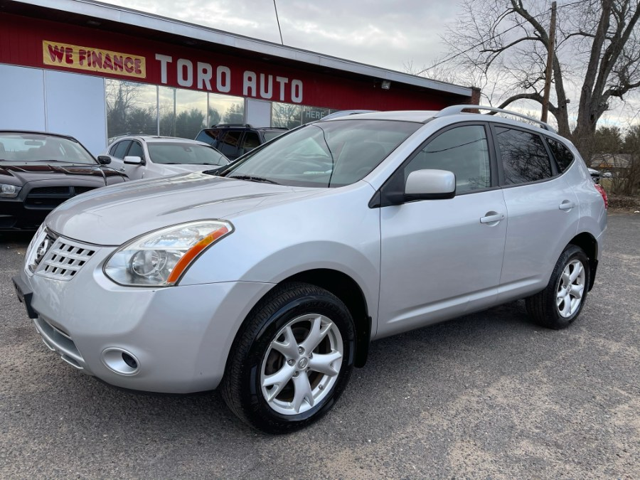 Used 2009 Nissan Rogue in East Windsor, Connecticut | Toro Auto. East Windsor, Connecticut